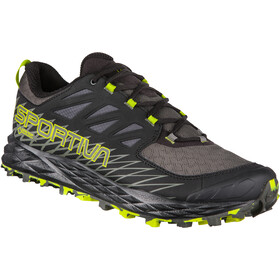 La Sportiva Lycan GTX Zapatillas running Hombre, carbon/apple green